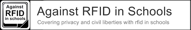 Against RFID in Schools