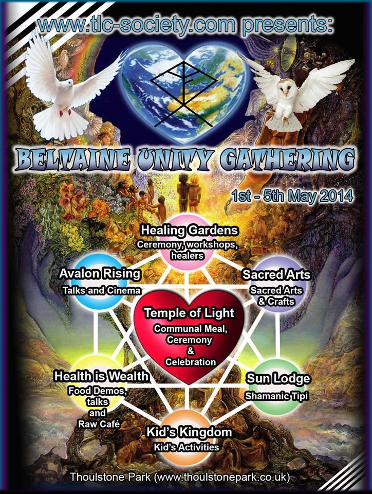 Beltaine Unity Gathering