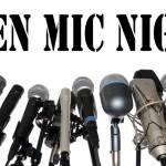 Open mic hull