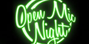 Open mic night hull