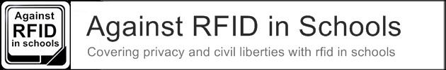 Against RFID in Schools