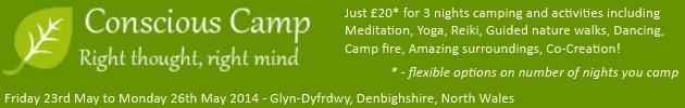 Conscious Camp